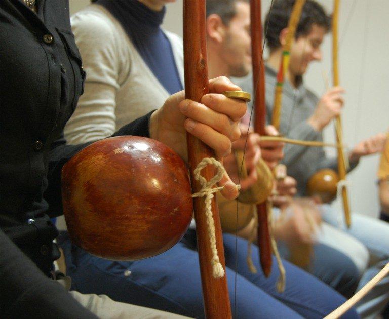 Corso di musica di capoeira